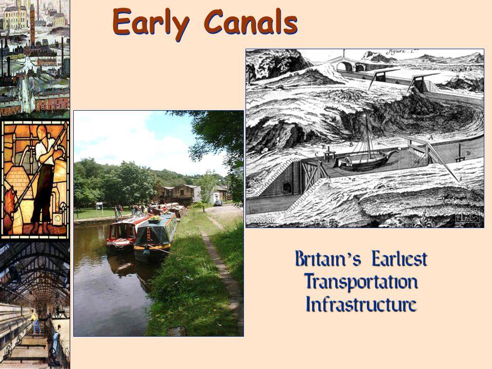 Britain's Earliest Transportation Infrastructure