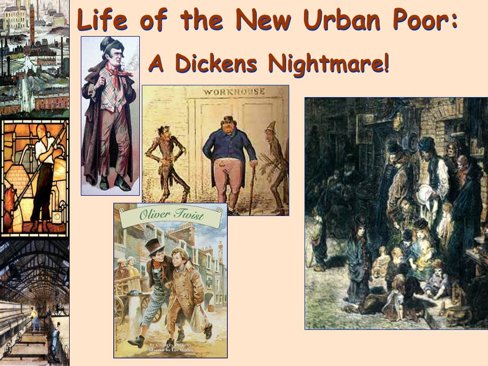 Life of the New Urban Poor: