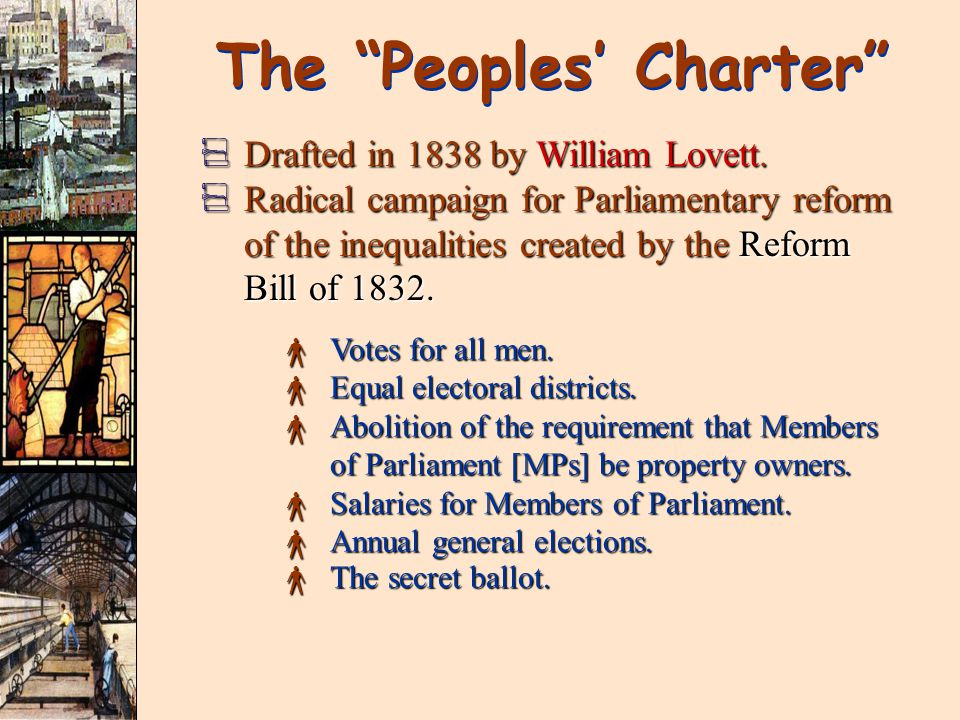 The Peoples' Charter