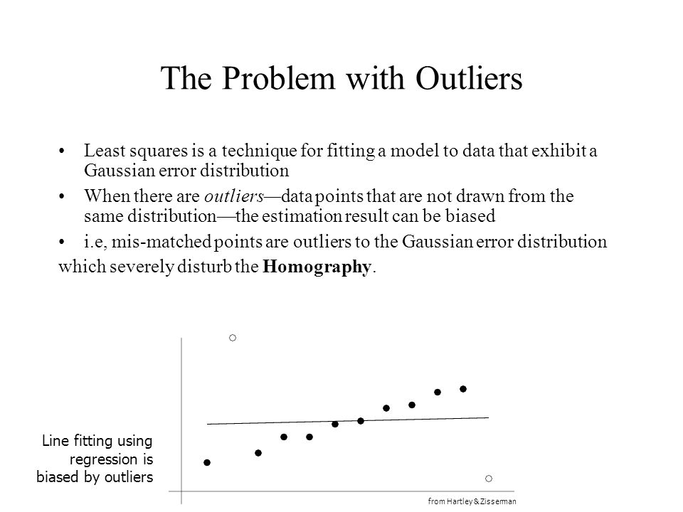 The Problem with Outliers
