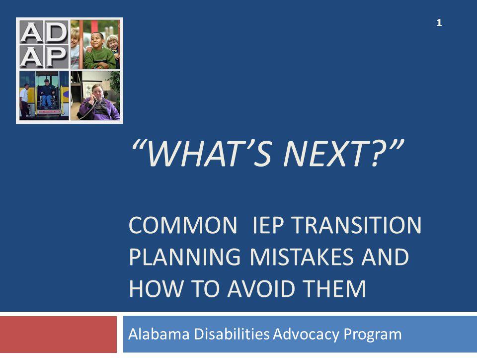 Alabama Disabilities Advocacy Program