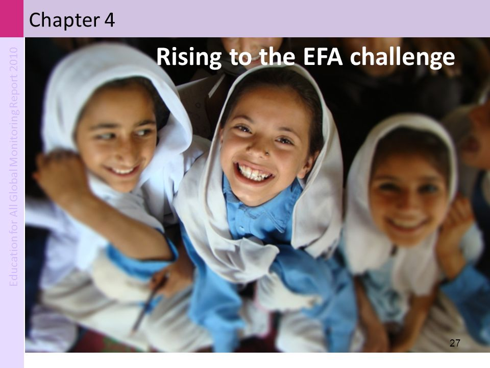 Rising to the EFA challenge