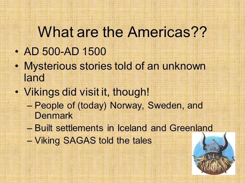 What are the Americas AD 500-AD 1500