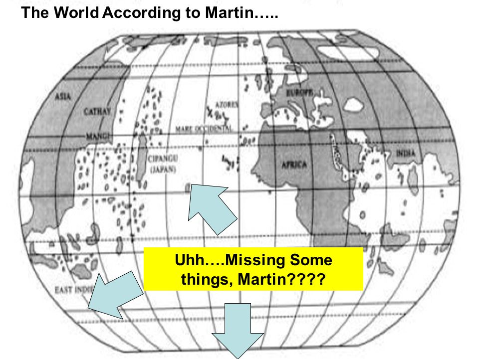 Uhh….Missing Some things, Martin