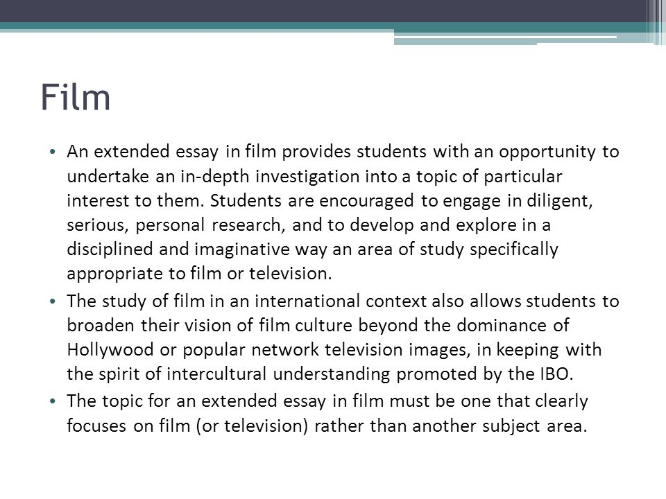 extended essay english research questions A student guide to writing the extended essay  conceptualizing and forming the research question than on any other part of the essay your research question is the .