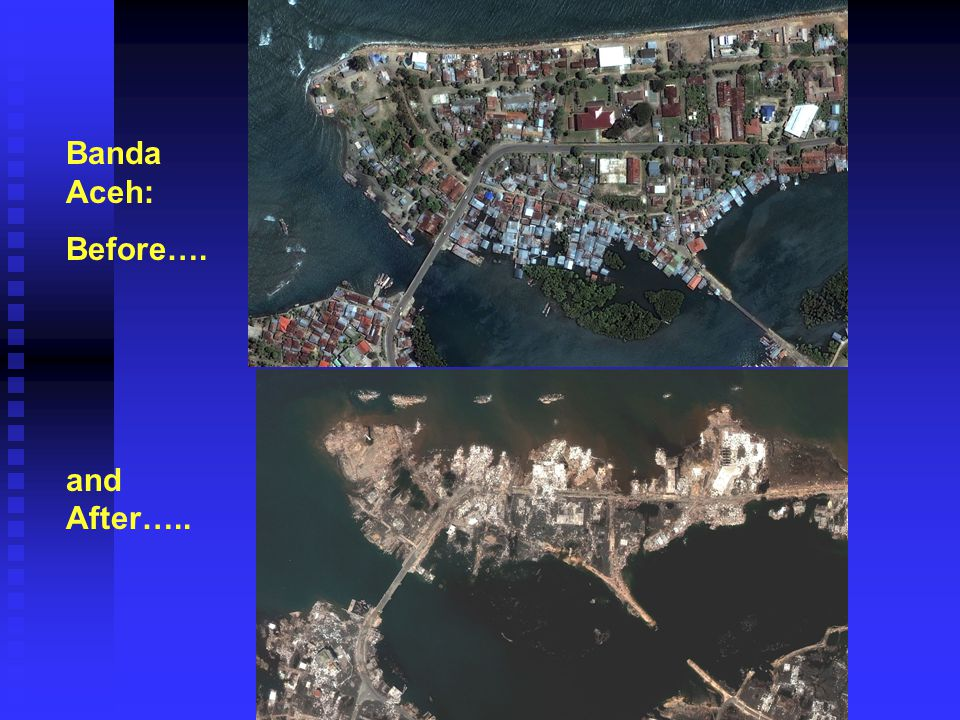 Banda Aceh: Before…. and After…..