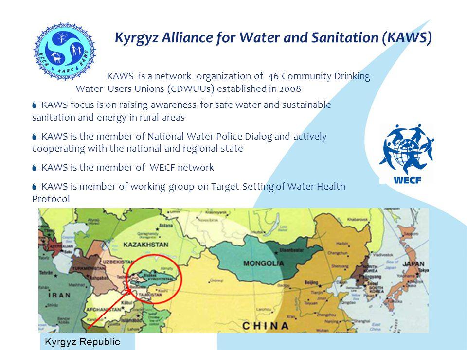 Kyrgyz Alliance for Water and Sanitation (KAWS)