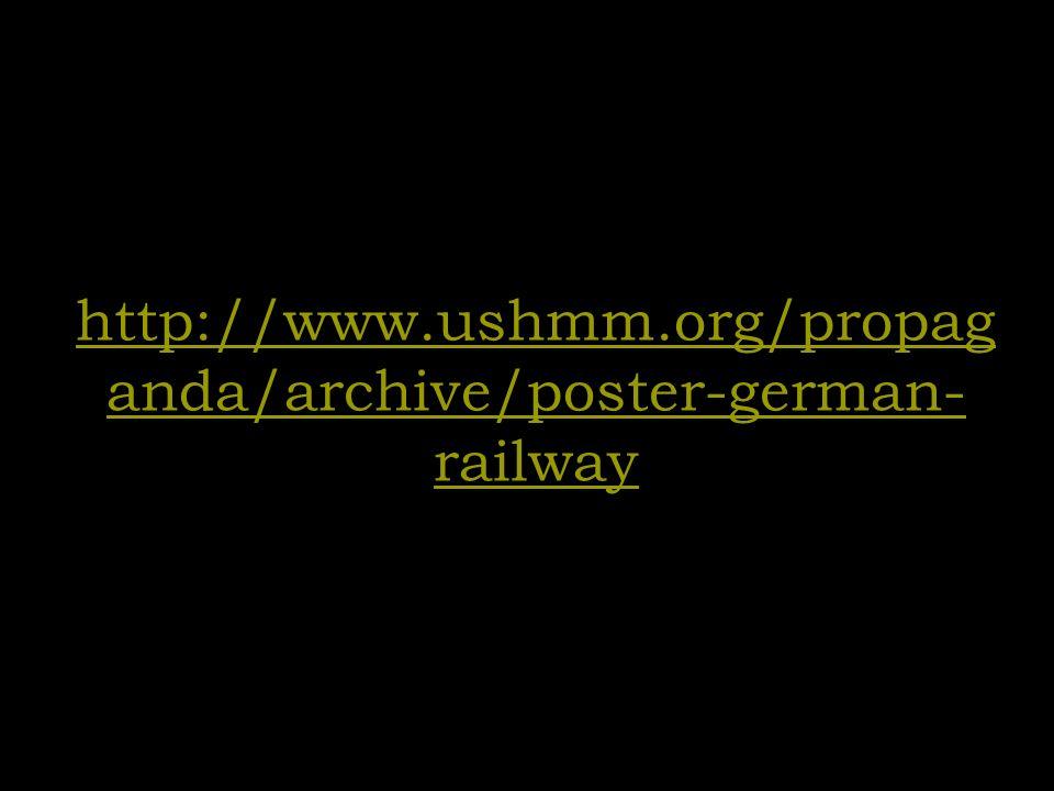 http://www.ushmm.org/propaganda/archive/poster-german-railway
