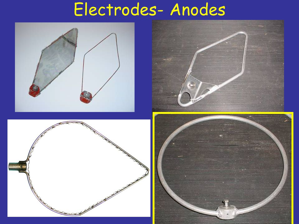 Electrodes- Anodes