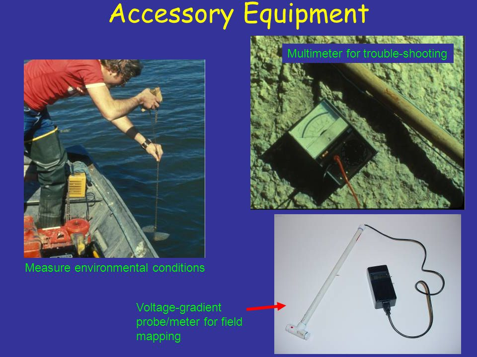 Accessory Equipment Multimeter for trouble-shooting