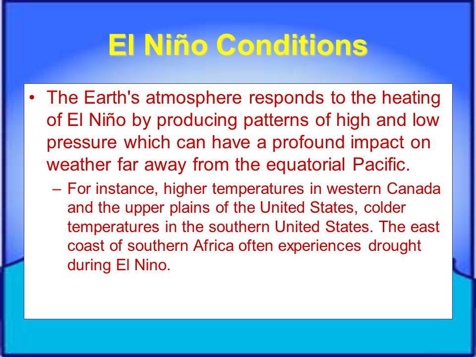El Niño Conditions