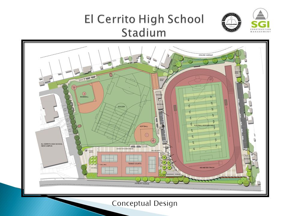 El Cerrito High School Stadium