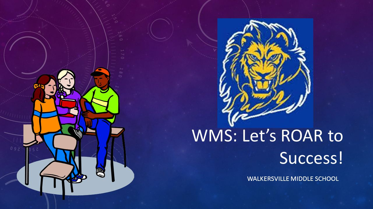 WMS: Let's ROAR to Success!