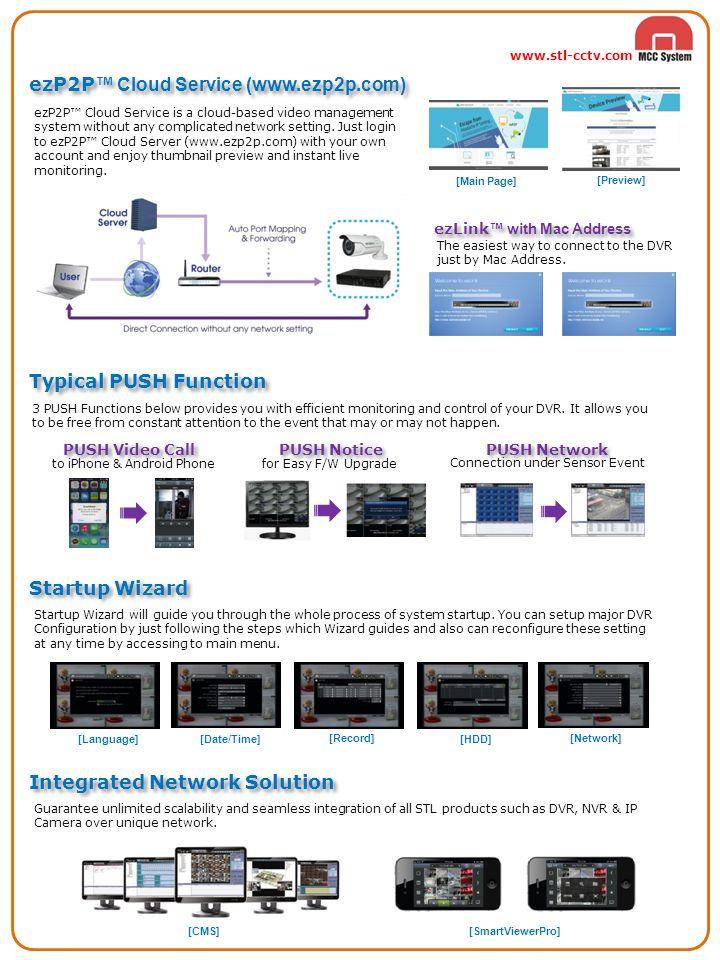 ezP2P™ Cloud Service (www.ezp2p.com)