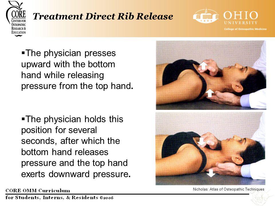 Treatment Direct Rib Release