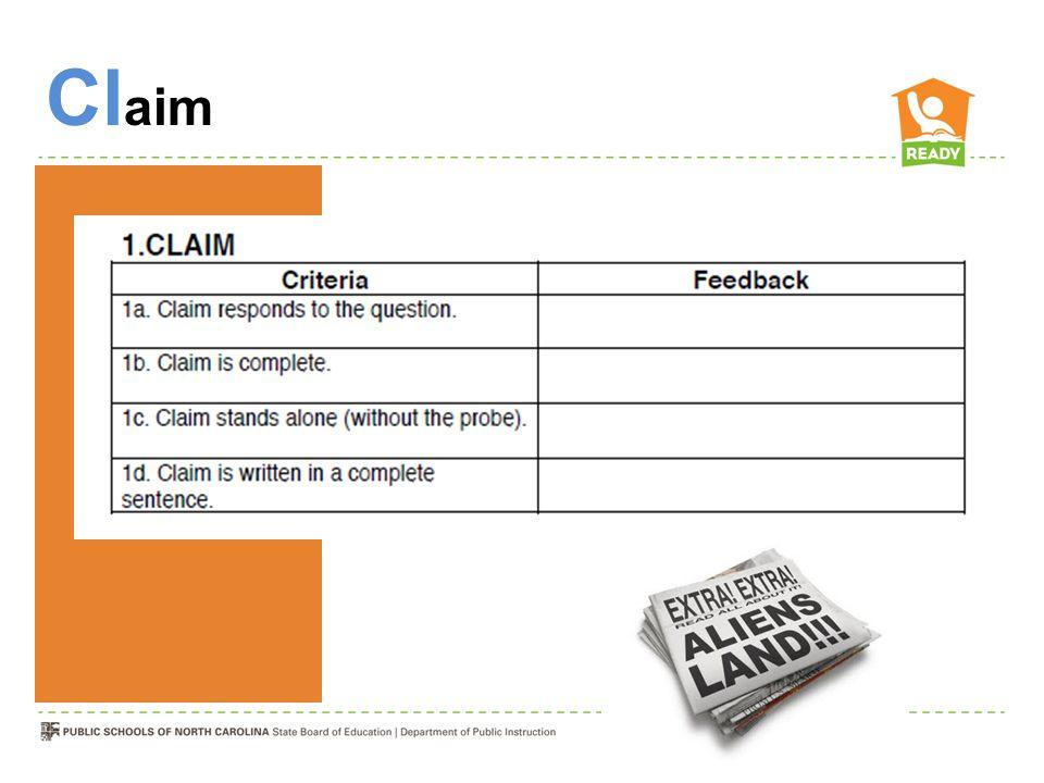 Claim Review Cl-Ev-R sheets