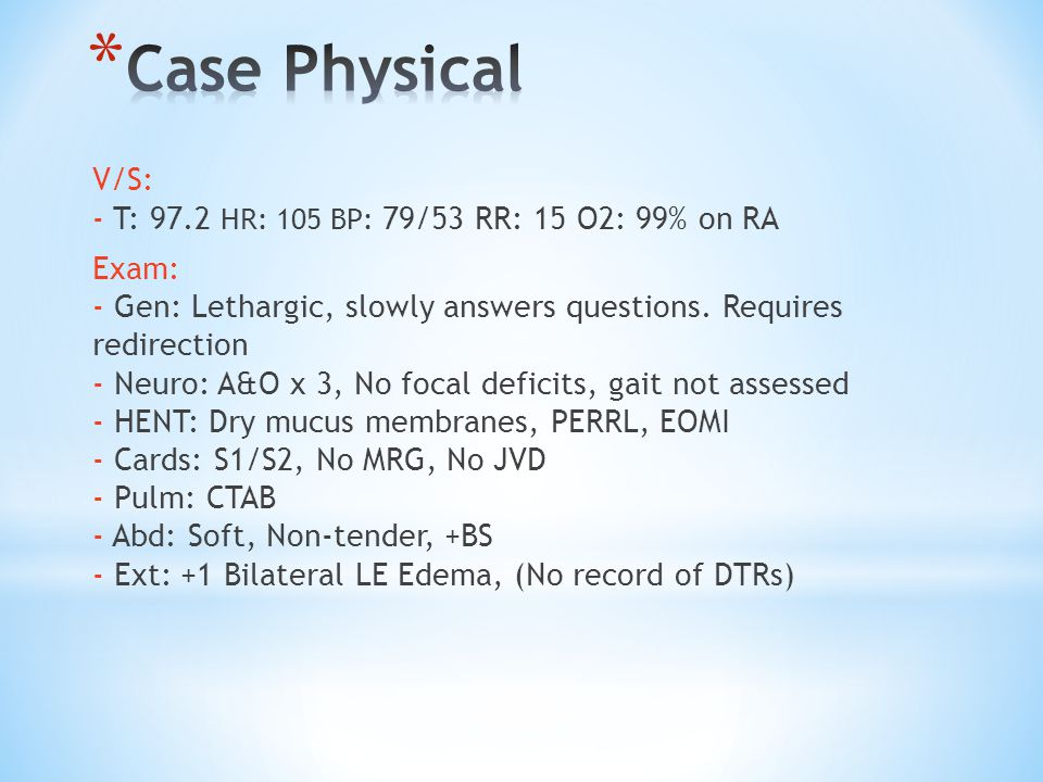 Case Physical