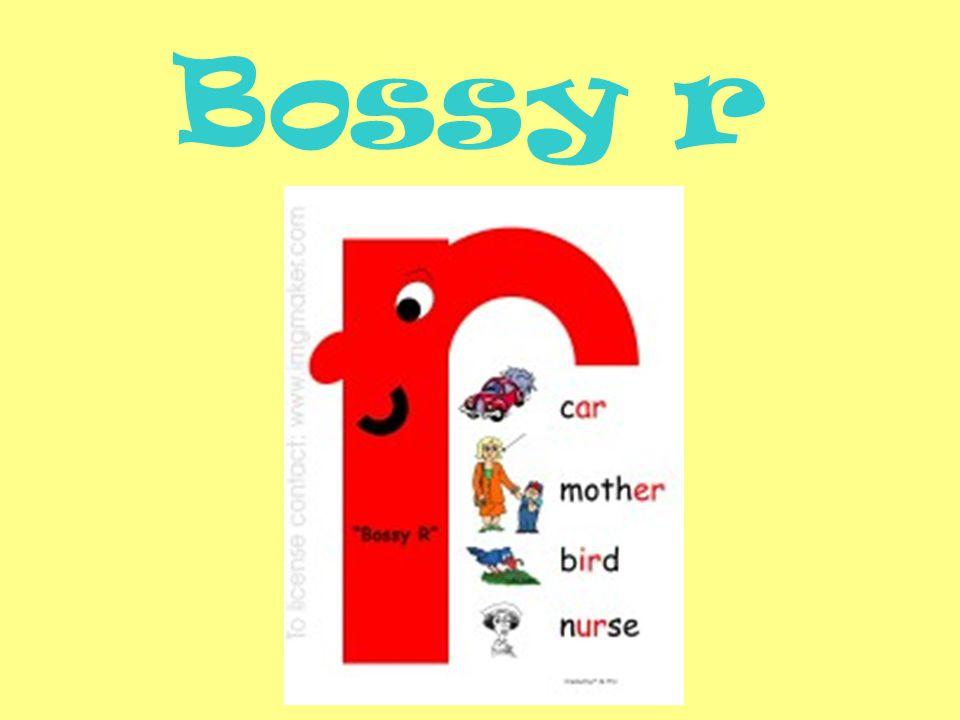 Bossy r