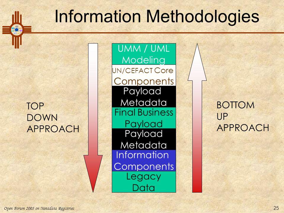 Information Methodologies