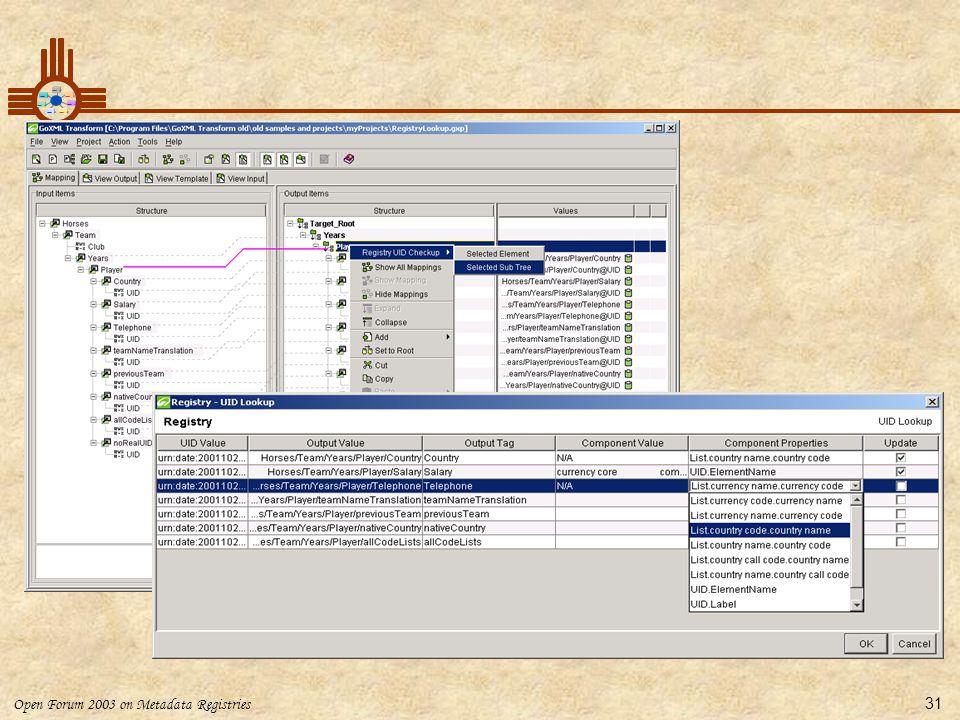 Registry Lookup