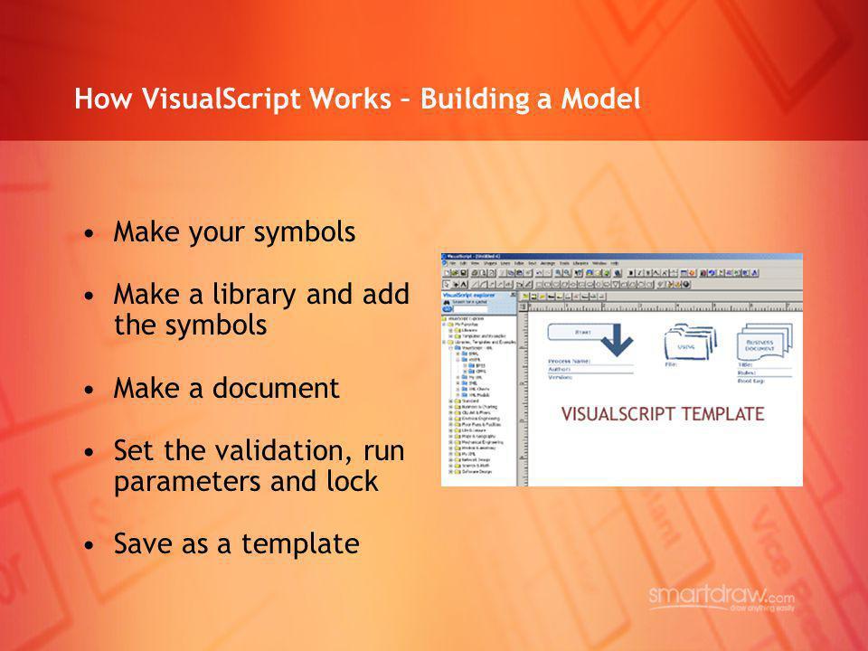How VisualScript Works – Building a Model