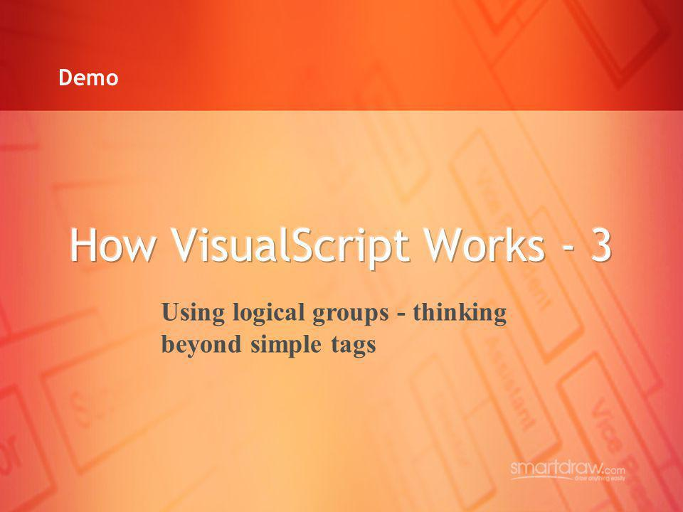 How VisualScript Works - 3
