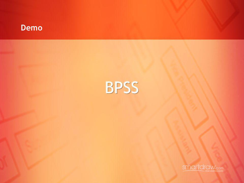 BPSS Demo Add script to conceptual objects Hierarchy Statement Order