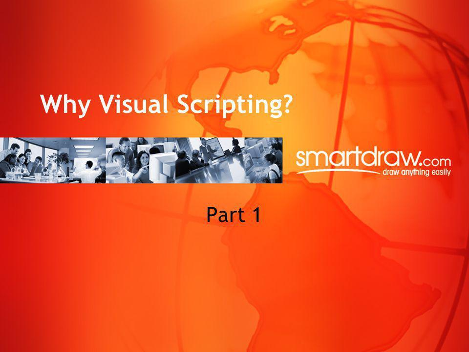 Why Visual Scripting Part 1