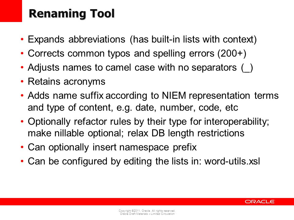 Renaming Tool Expands abbreviations (has built-in lists with context)