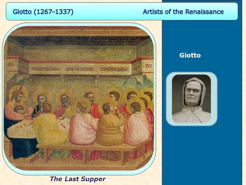 Giotto The Last Supper