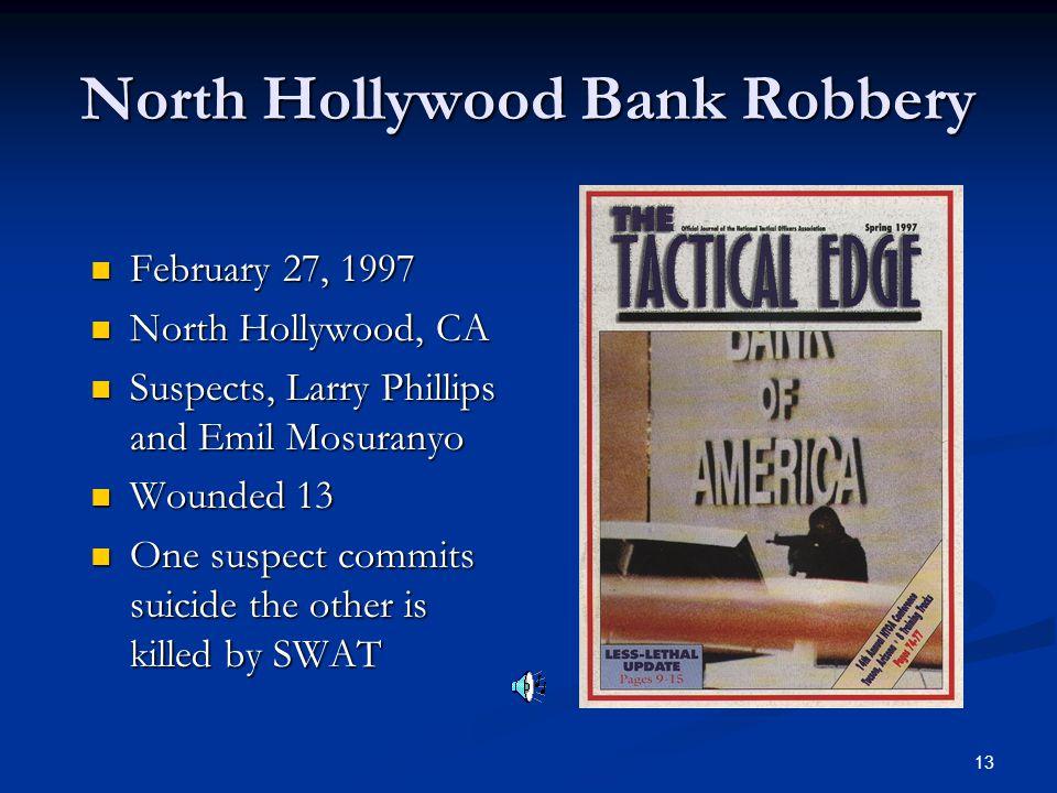 North Hollywood Bank Robbery