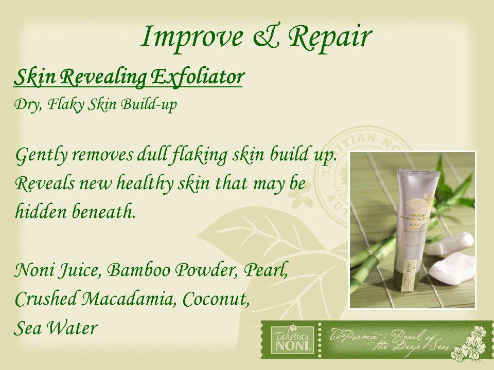 Improve & Repair Skin Revealing Exfoliator