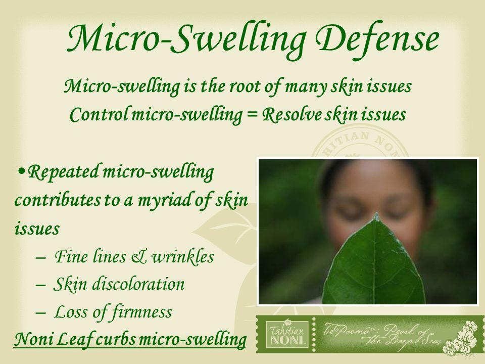 Micro-Swelling Defense