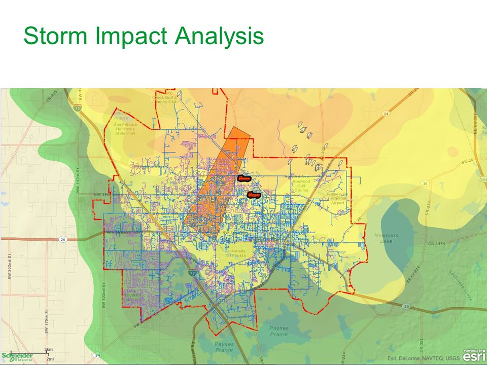 Storm Impact Analysis So, we are combining