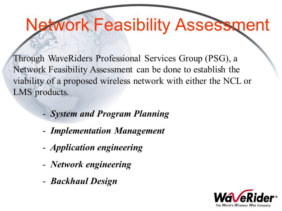 Network Feasibility Assessment