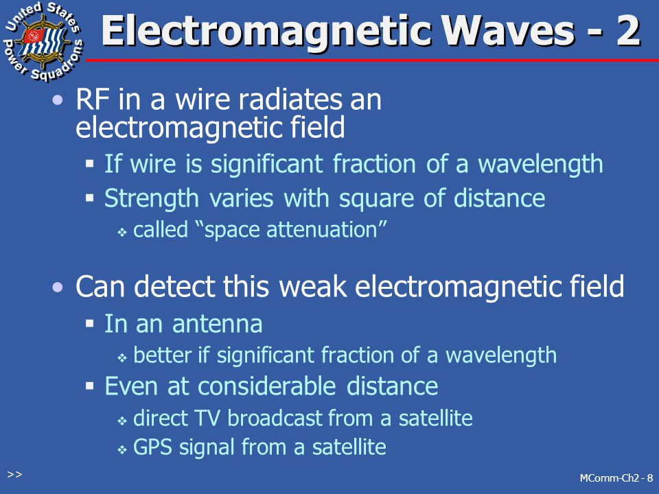 Electromagnetic Waves - 2