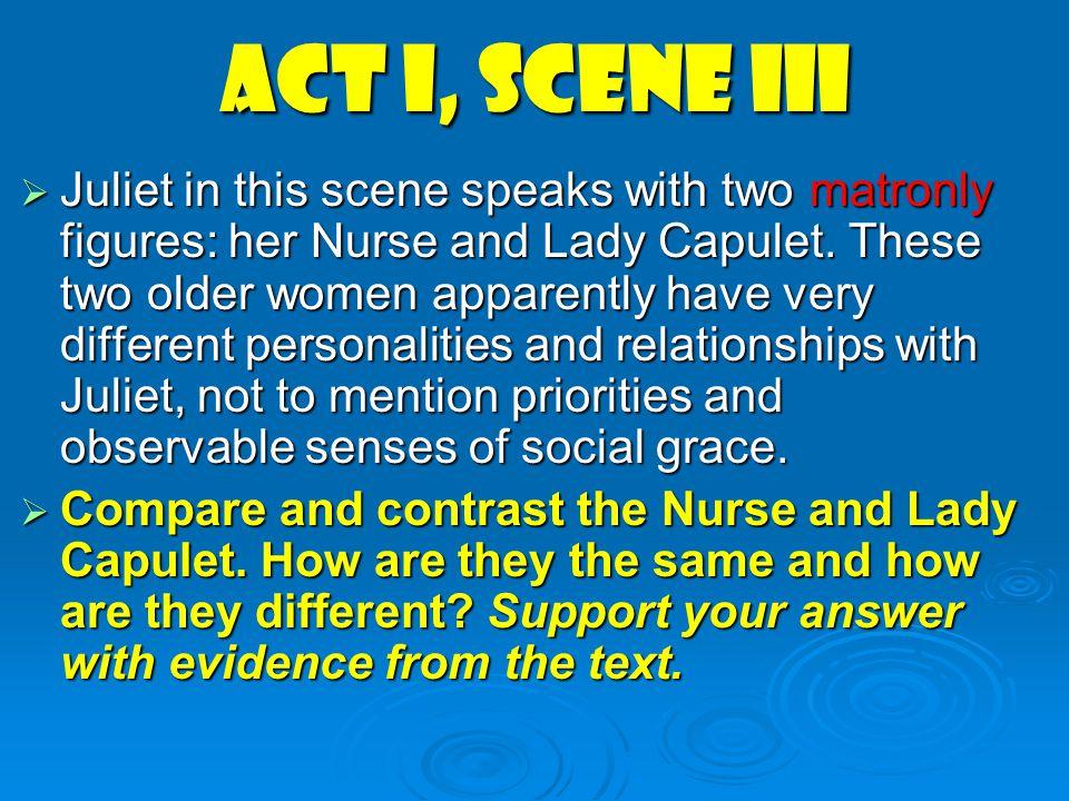 Act I, scene iii