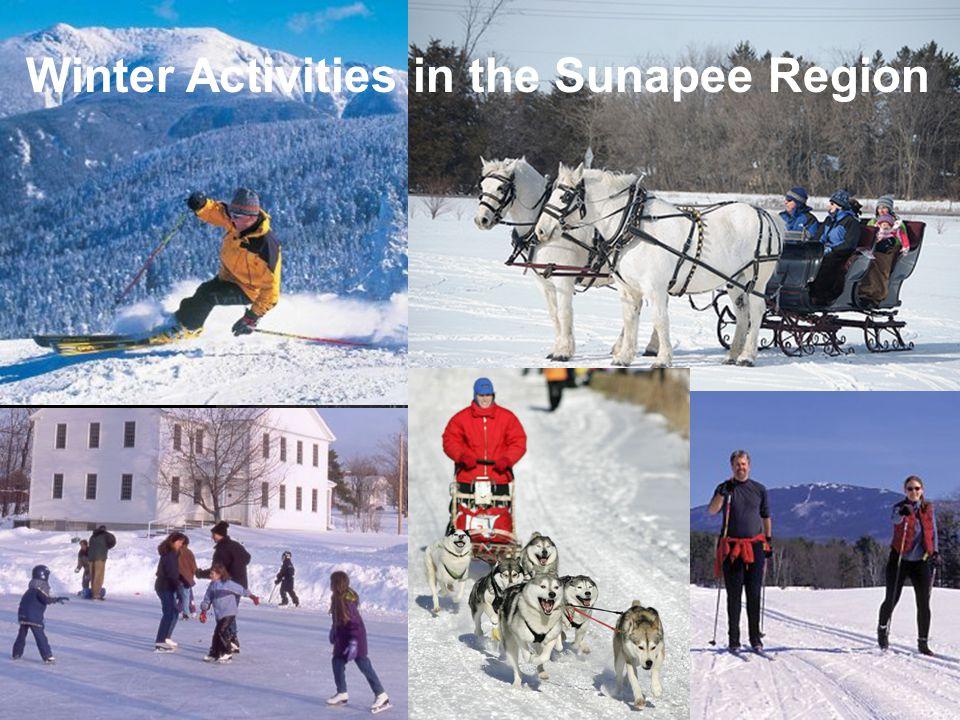 Winter Activities in the Sunapee Region