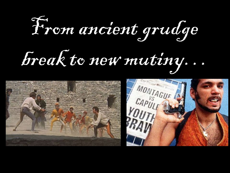 From ancient grudge break to new mutiny…