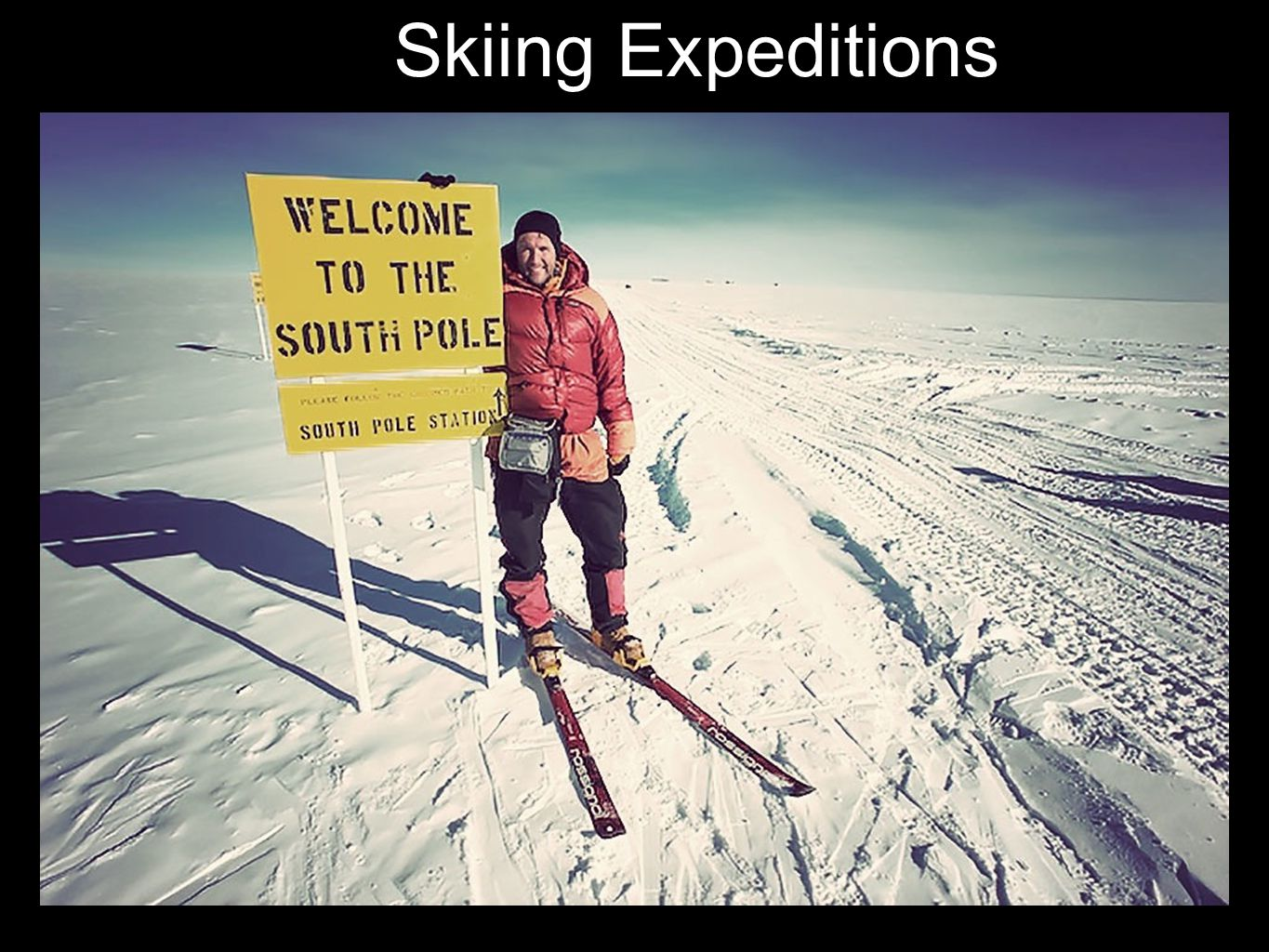 Skiing Expeditions
