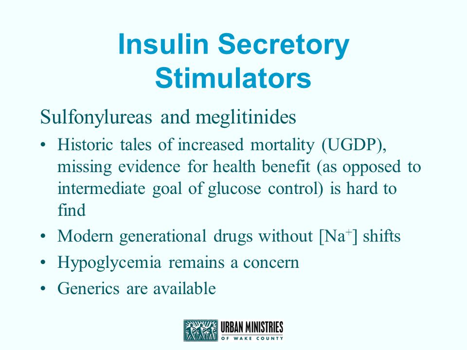 Insulin Secretory Stimulators