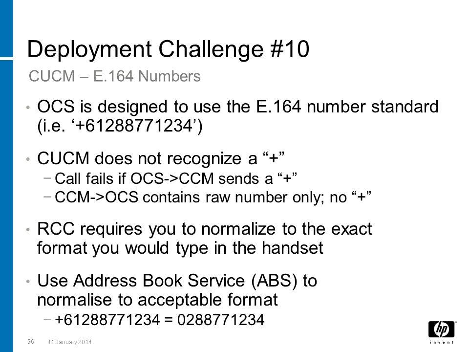 Deployment Challenge #10