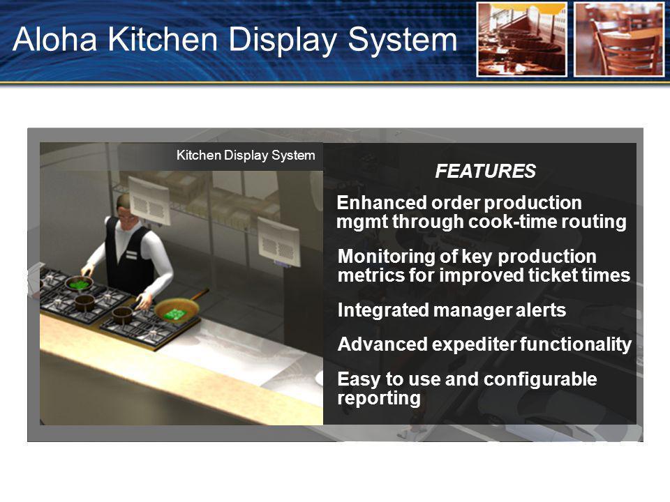 Aloha Kitchen Display System
