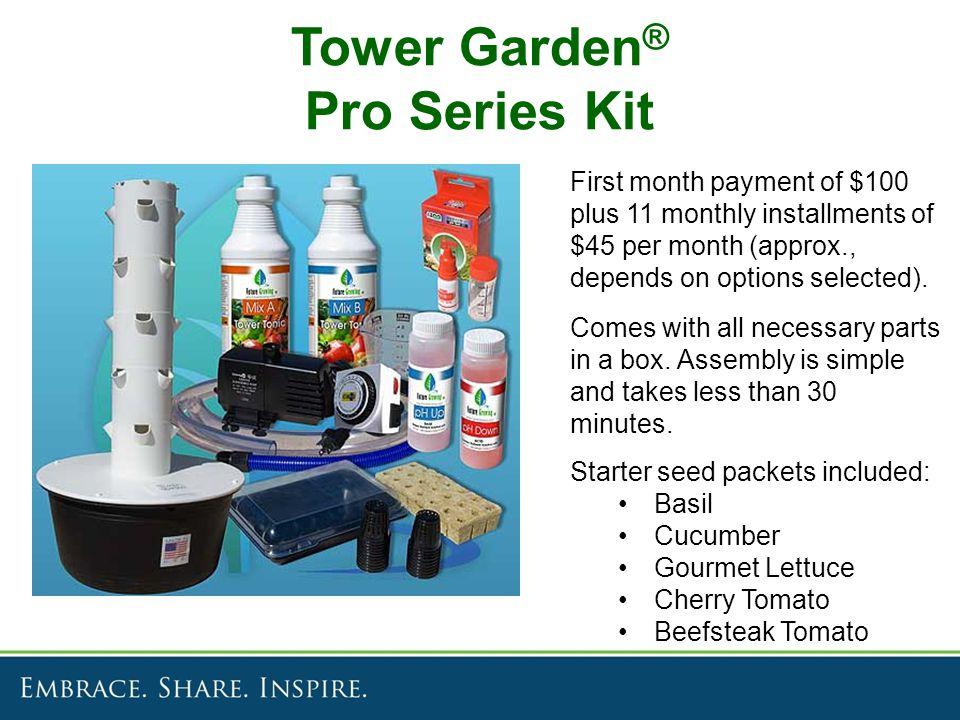 Tower Garden® Pro Series Kit