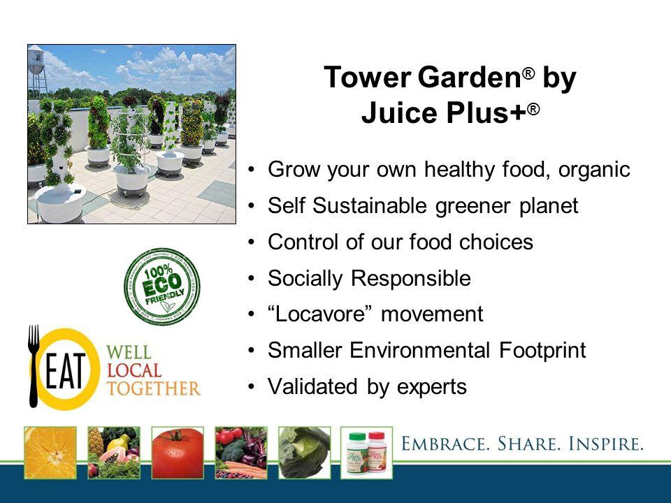 Tower Garden® by Juice Plus+®