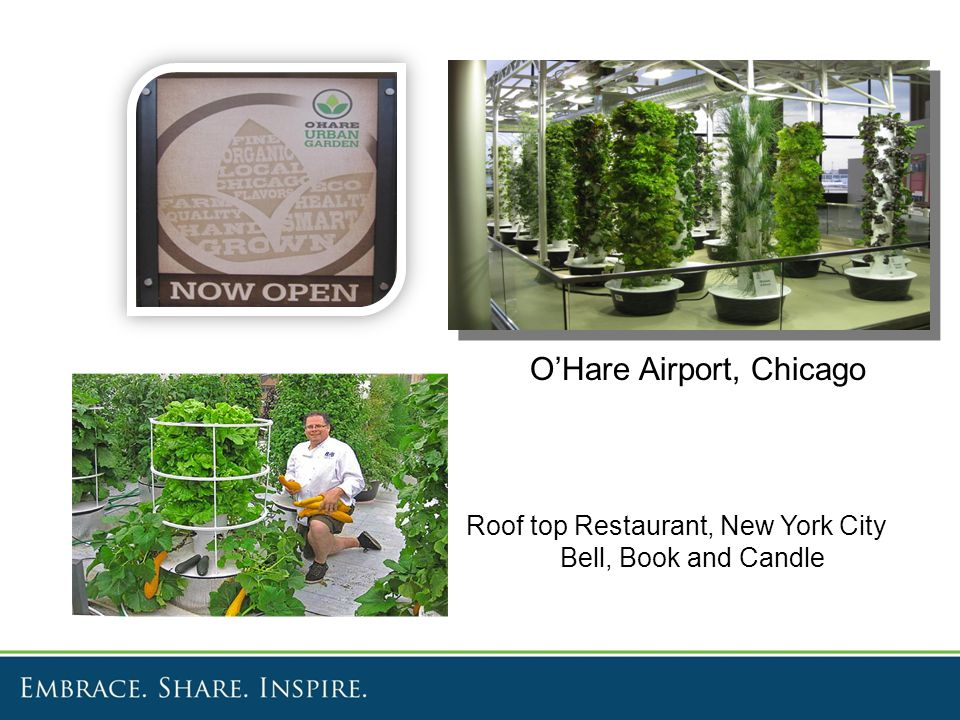 O'Hare Airport, Chicago