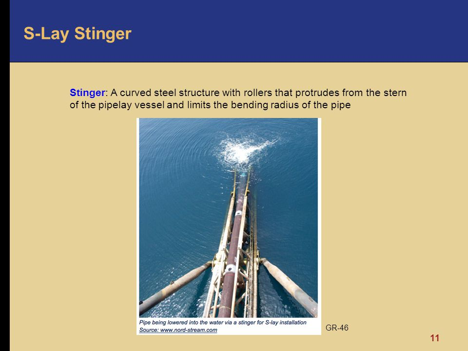 S-Lay Stinger