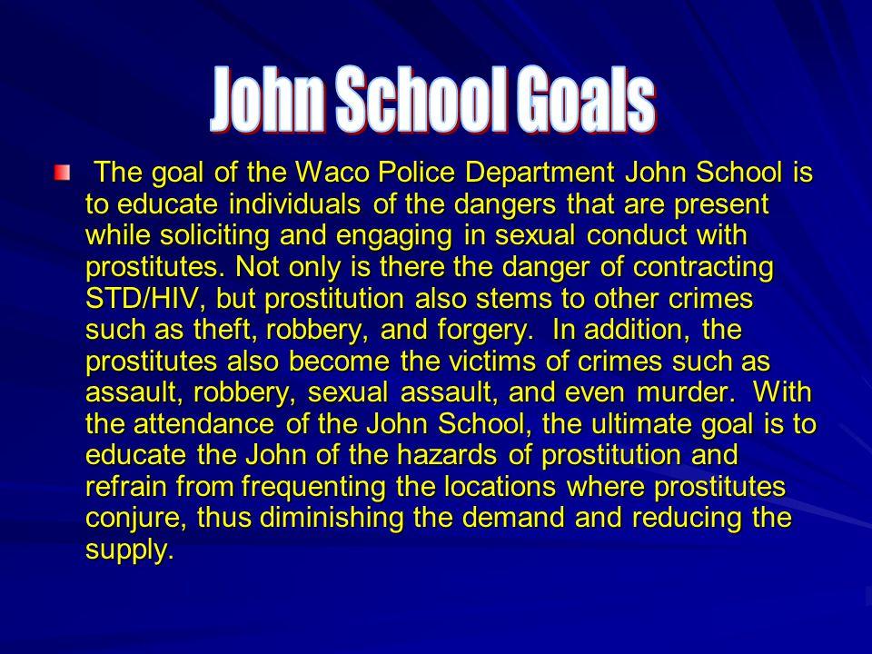 John School Goals