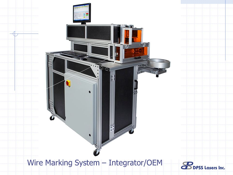 Wire Marking System – Integrator/OEM