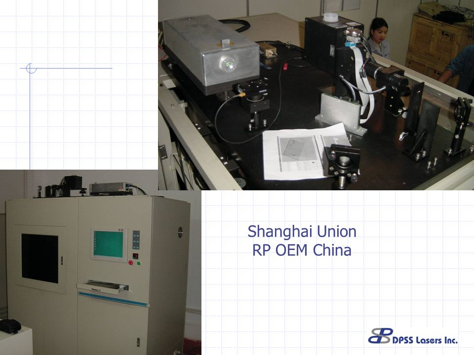 Shanghai Union RP OEM China